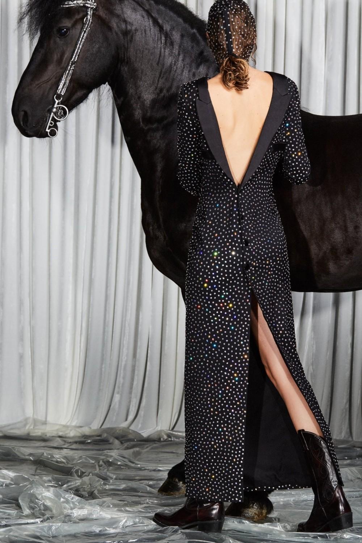 10800 Swarovski Crystal Dress